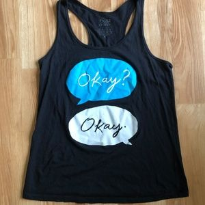 Tops - The Fault In Our Stars Women's Tank Top Medium
